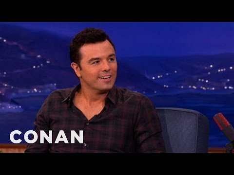 What's Stewie's Reaction To Seth MacFarlane's Oscar Gig? - CONAN on TBS
