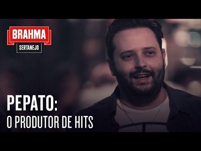 EDUARDO PEPATO, PRODUTOR DE HITS