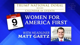 Doral Miami Has Some Interesting Speakers Coming Up thumbnail