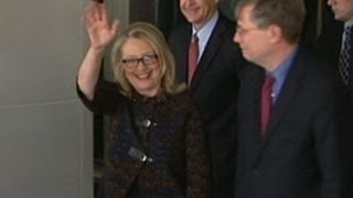 Hillary Clinton Officially Steps Down as Secretary of State