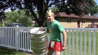 Gug Nation: Beer Olympics Training 2009