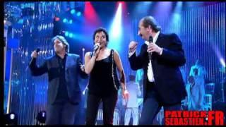 Ricci & Poveri - Sara perque ti amo - Live dans les Années Bonheur