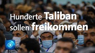 Afghanistan: Hunderte Taliban Sollen Freikommen