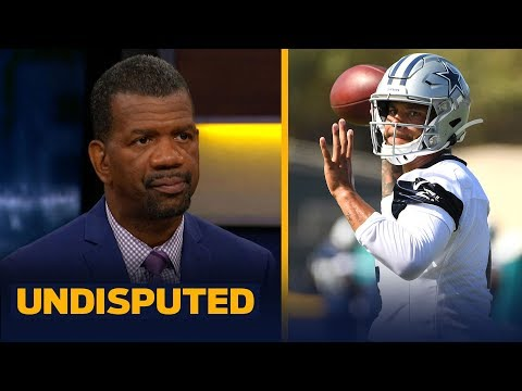 'No way, no how' is Dak Prescott worth $30 million for the Cowboys — Rob Parker | NFL | UNDISPUTED