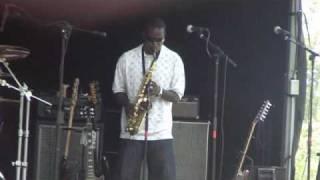 Billie Jean- Saxophone