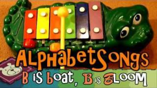 New Alphabet Songs | ABC Songs | Letter B song | Mozart ABC song sing along