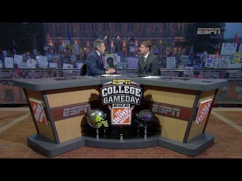 Lane Kiffin interview after being let go at USC | College GameDay | ESPN