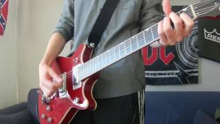 Dog Eat Dog - AC/DC Rhythm Guitar Cover