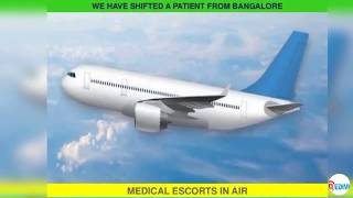Best and Low Cost Medivic Air Ambulance Bangalore