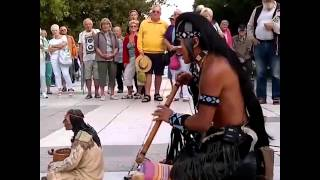 Znělka Indiansky z Filmu Poslední Mohykán