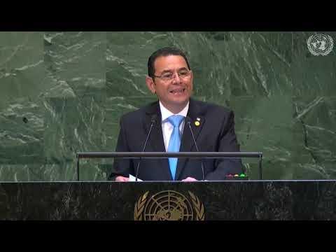 Las mentiras de Jimmy y otros dramas en la ONU