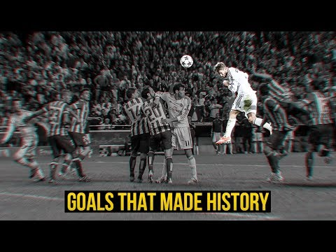 Top 10 Real Madrid Goals that made History