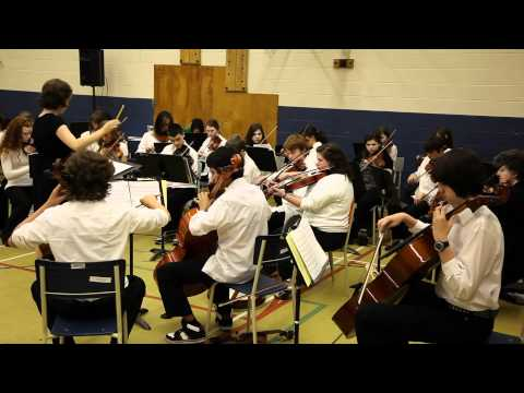 Closing concert 2011-2012 Junior String Program