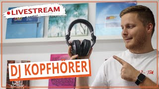 DJ Kopfhörer 2020 / 2021