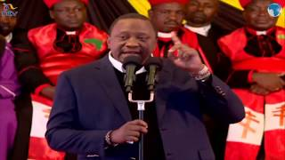 Uhuru puts on notice MCSK and the Kenya Copyright Board