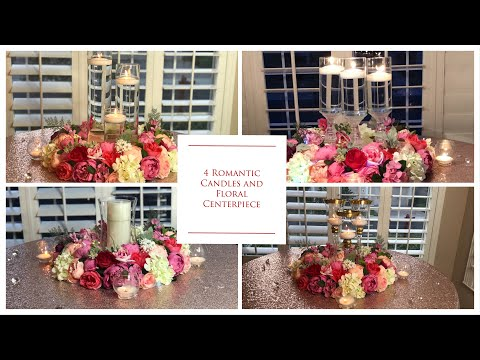 Diy Dollar Tree Centerpieces For Multiple Occasions Diy Wedding