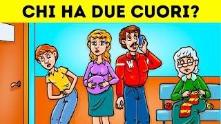 18 Facili E Divertenti Indovinelli Che Ti Faranno Riflettere Hlub