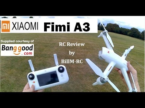 Xiaomi Fimi A3 review - Functions & Features tests (Part II)