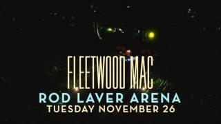 Fleetwood Mac - Australian Tour ad 2013 (Melbourne version)