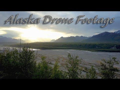 סרטון מדהים של אלסקה ונופיה