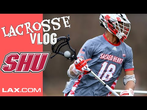 thumbnail for Lax.com VLOG Episode One: Sacred Heart University