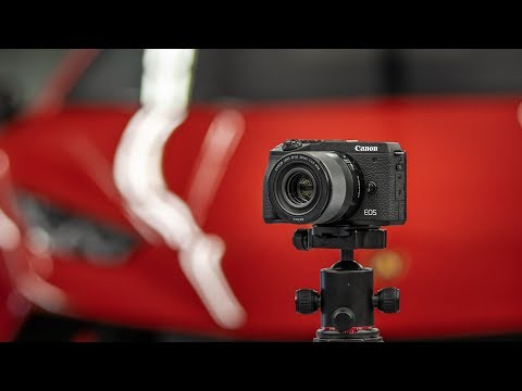 External Review Video u1s4EMJxPaA for Canon EOS M6 Mark II APS-C Mirrorless Camera