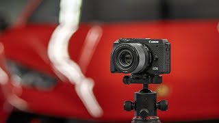 Canon EOS M6 Mark II Hands On Review & Impressions