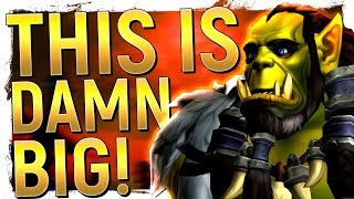 YES! 'HE' Has Returned | The Horde SHOWDOWN & Massive Impact On The Future of the Warcraft Universe