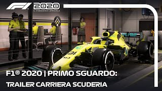 Trailer Carriera Scuderia - ITALIANO