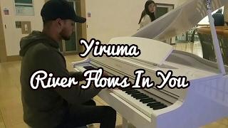 Yiruma - River Flows In You Bullring Public Piano Cover *REUPLOAD*