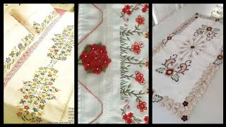 Top Beautiful And Amazing Cross Stitch Borders For Table Covers
