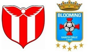 preview picture of video 'River Plate de Montevideo 4 - 0 Blooming Copa Sudamericana 2013'