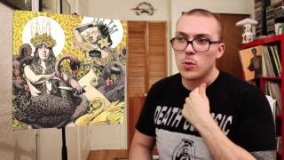 Baroness- Yellow and Green ALBUM REVIEW