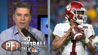 Should Kyler Murray's height be a concern? | Pro Football Talk | NBC Sports