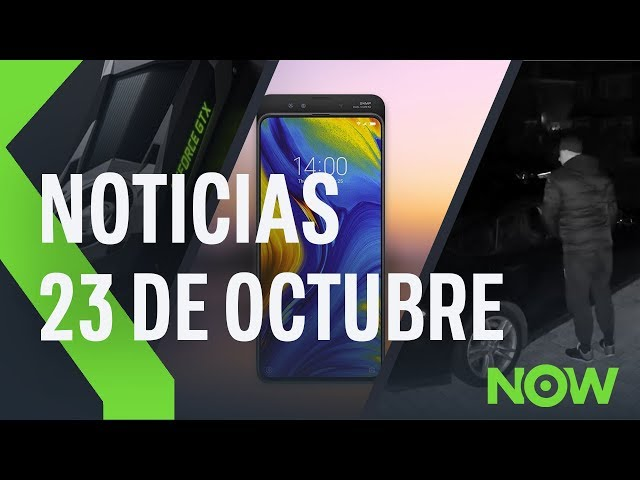Nueva NVIDIA GeForce GTX 1060 con 6 GB, más rumores del Mi MIX 3 y roban un Tesla Model S | XTK Now