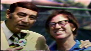 KNXT-2 1973  Sports Spectacular Bobby Riggs Vs Margaret Court