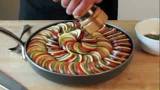 ratatouille casserole the real deal Video