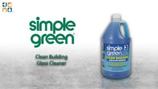 Simple Green Glass Cleaner Concentrate