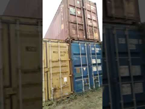 40'DV Shipping Container