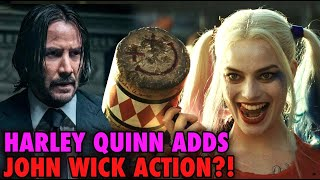 Harley Quinn's Birds of Prey Adds Some John Wick Action?
