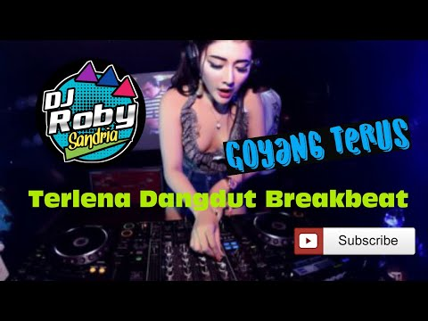 DJ Roby Sandria   Terlena Dangdut Remix Mp3