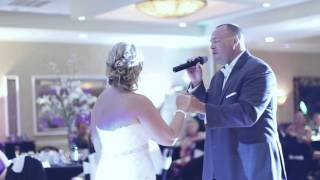 Groom Surprises Bride by singing- This I promise you
