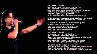 "Video thumbnail of ""Aca Lukas - Licna karta - (Audio 1998)"""