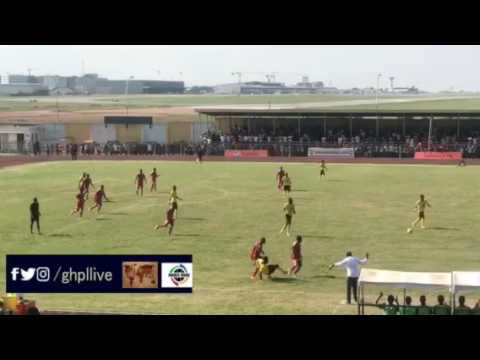 Video: Watch how Inter Allies ended Kotoko's unbeaten second round run