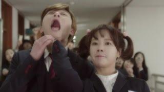 【TVPP】 Seo-Joon, Jung-eum - Rijin and Rion's school days, 박서준, 황정음 - 학창시절 @ Kill me heal me