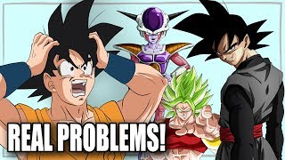 5 BAD Things No One Talks About in Dragon Ball Super