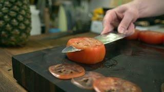 Набор ножей походный kosadaka 3 ножа доска точилка