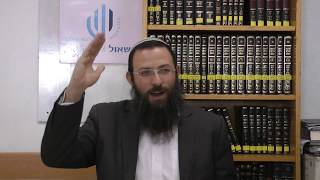 איסור והיתר סימן סט סע' ו-י הרב אריאל אלקובי שליט''א