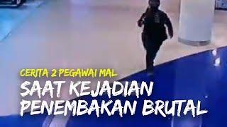 Aksi Penembakan Brutal di Thailand, Ini Cerita 2 Pegawai Mal yang Berhasil Menyelamatkan Diri