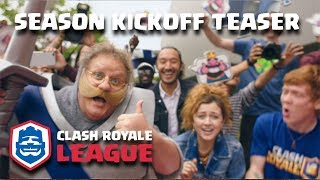 Clash Royale League: OFFICIAL 2018 Season Kickoff Teaser